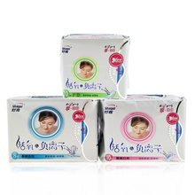 3 Packs/lot Anion Pads Sanitary Napkin Shuya Menstrual Pads Women Health Care Feminine Anion Sanitary Pads Mixed package(China)
