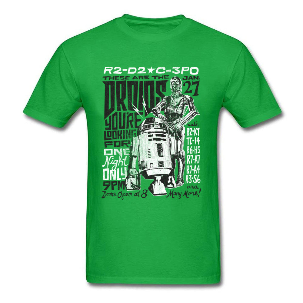 Droids in Concert_green