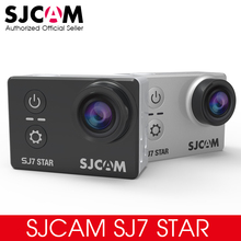 "Original SJ7 Star 4K 30fps Ultra HD SJCAM Action Camera Ambarella A12S75 2.0"" Touch Screen 30M Waterproof Remote Sport DV"