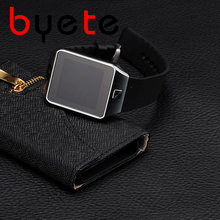 byete G1 Smart Watch Clock With Sim Card Slot Push Message Bluetooth Connectivity Android Phone Smartwatch(China)