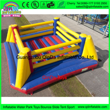 16.4*13ft Commercial Outdoor Inflatable Boxing Ring Inflatable Sport Games For Sale