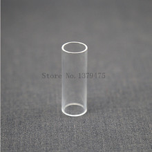 Stock Offering The Newest 100% Original Aspire Plato Pyrex Relacement Tank Glass Tube For Aspire Plato Atomizer 1Pcs/Lot(China)