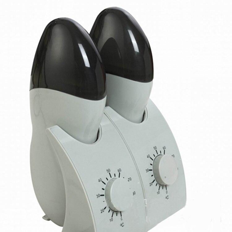 110-240V Depilatory Wax Heater Roll Hot Hair Removal Warmer Double Depilation Body Waxing Machine Beauty Hand<br>
