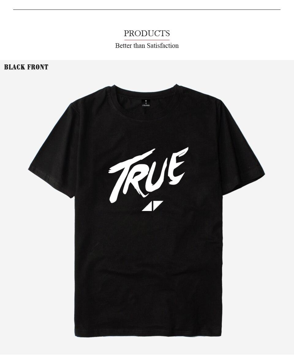 BTS AVICII Funny T Shirts Music Casual Hip Hop Casual Comfortable Cool Funny Mens Tee Shirts Fashion T-shirts Men Funny T Shirt