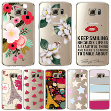 A7 2016 Soft TPU Cover For Samsung Galaxy A7 2016 Case Phone Shell Cases Balloon Flowers Artistic Eyes Cactus Best Choice