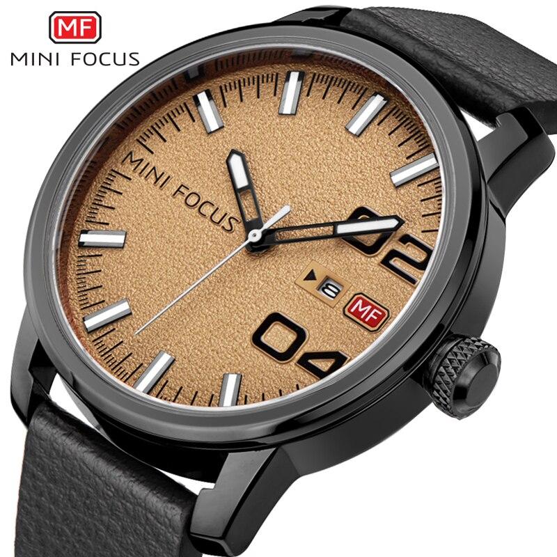 Relogio Masculino MINI FOCUS Luxury Brand Analog Sports Wristwatch Display Date Mens Quartz Watch Business Watch Men Watch<br>