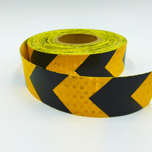 5cm X 3m Reflective Tape Adhesive Stickers Decal Decoration Warning Tapes Vinyl Film Safety Auto Reflector Sticker on Cars(China)