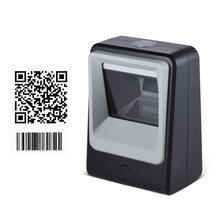 Wired Automatic Desktop 2D Barcode Scanner 2D QR Code Image Scanner Reader Scanning Bar Code Canner Barcode Reader Cheap Price