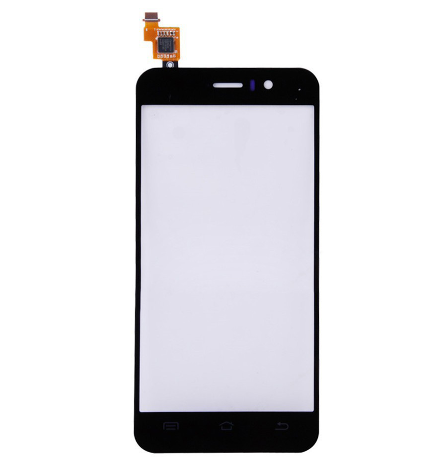 New Black for JIAYU G5 G5S Pantalla Tactil Touch Sreen Panel Glass Negro Digitizer<br>
