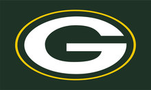 Green Bay Packers Club Logo Banners Flags 3ftx5ft Banner 100D Polyester Customized Flag Metal Grommets 90x150cm(China)