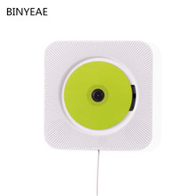 2017 Promotion Sale Binyeae-cd Player Bluetooth House Hanging Box Antenatal Training Cd Fm Radio With Speaker Output Aux3.5mm(China)