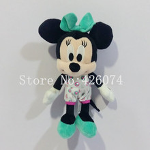 New Baby Minnie Plush For Girls 22CM Kids Stuffed Toys Children Christmas Gifts