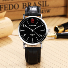 New Brand Quartz Watch women man China ladies wrist watches for men Wristwatches Male 30m 028(China)