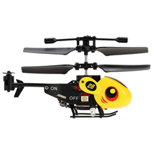 MACH HW RC Helicopter 2CH Super Mini RC Aircraft RC Quadcopter for Kids Toy(China)