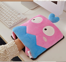 Amazing Product! USB Warm Hand Mousepad CartonThicker Heating Mouse Pad Best Choice In Winter Free Shipping(China)