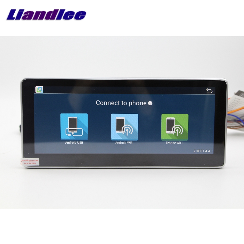 Liandlee Car Multimedia Player NAVI For Mercedes-Benz MB GLC Class X253 C253 2015~2018 Car Radio Stereo GPS Navigation 8