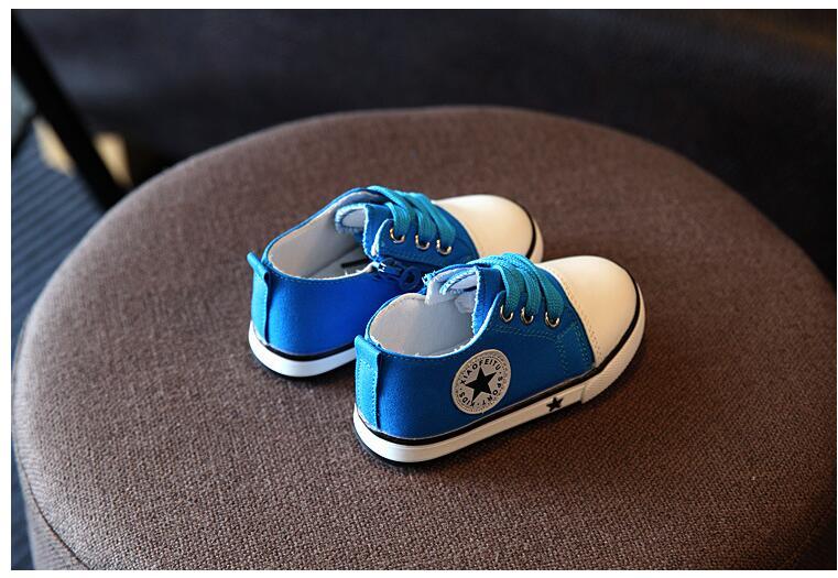 2018 Respirant Sneaker Chaussures Garçons et Filles 25