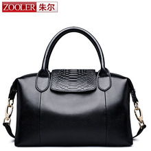 ZOOLER Famous Brands Luxury Designer Handbags Genuine Leather Bags Women Messenger Crossbody Bag Ladies Bride - 1st China Store store
