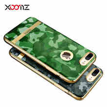 2016 Big Discount For iphone7 4.7'' camouflage army Soft Silicon Rubber TPU Phone Cover Case For iphone 7 icarer xoomz brand