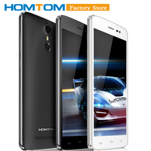 HOMTOM HT27 Smartphone 3G Phone 5.5inch HD Screen MTK6580 Quad Core Android 6.0 1GB +8GB 8.0MP+5.0MP 3000mAh Battery Cellphone