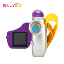 Buy Enjoybay 1080P Children Digital Video Camera 1.5 Inch Colorful Display Video Recorder Multiple Languages Christmas Gift Kids for $30.01 in AliExpress store