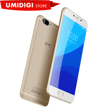"UMI Z Metal Android Smart Unlocked Mobile Phone MTK Helio X27 Deca-core 4GB RAM 32GB ROM 3780mAh 5.5"" Google Play Cell Phone(China)"