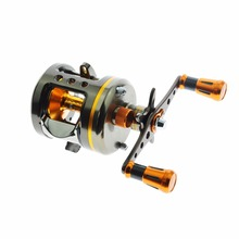 JEKOSEN A Grade Baitcasting Fishing Reel Trolling Reel 8BB+1RB Bearing 5.1:1Gear Ratio(China)