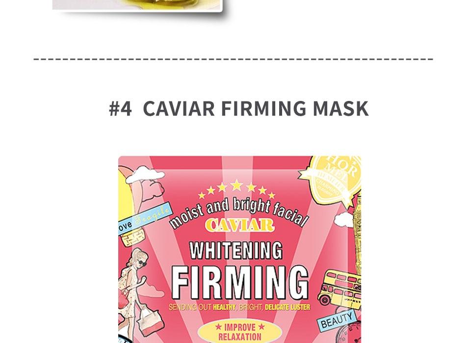 HEMEIEL 3PCS Hyaluronic Acid Face Mask Moisturizing Collagen Korean Mask Sheet Acne Treatment Mask Facial Skin Care Cosmetics 10