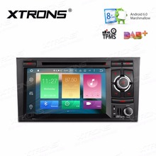 XTRONS 2 Din 7 inch HD Octa 8 Core Android 6.0 TPMS DAB+ Car DVD Player for Audi A4 B6/A4 B7/S4 B7/S4 B6/RS4/RS4 B7/SEAT Exeo