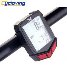 Cycloving Bicycle Computer wireless Bike Speedometer Cadence Odometer Waterproof Cycling accessories(China)