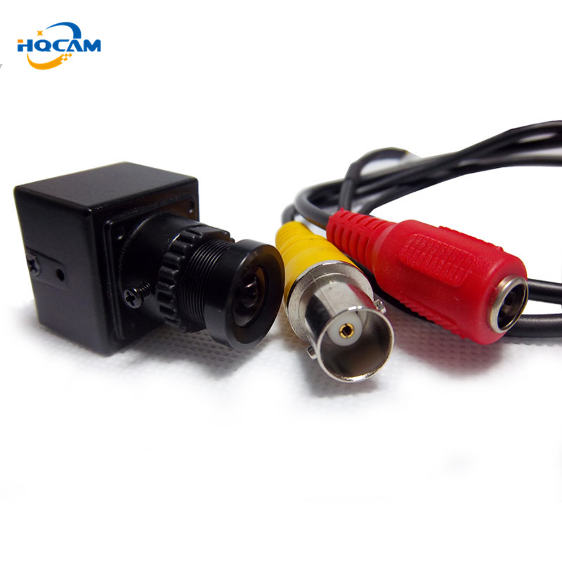HQCAM 1/3 Sony CCD 540TVL 3.6mm Board Lesn Miniature Color Mini Fpv Camera Small Size 20x20mm 2 boards Mini Camera<br>