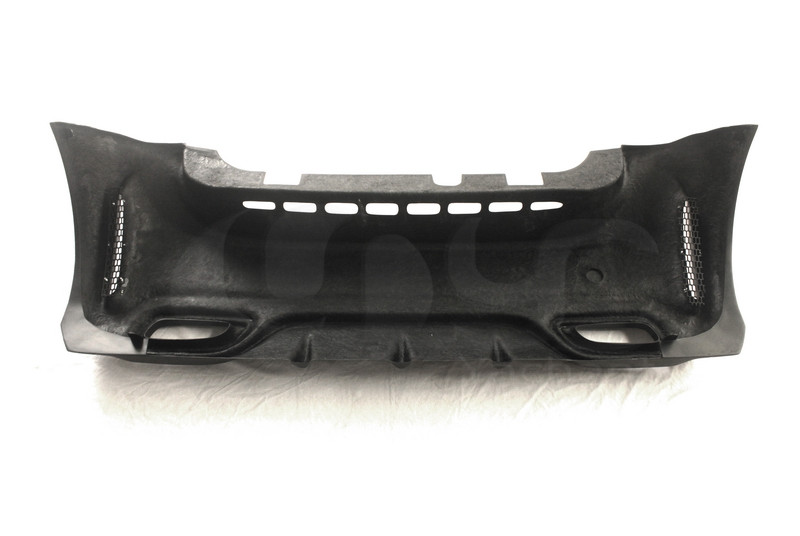 2015-2017 Smart Fortwo C453 & Forfour W453 AMG Style Rear Bumper FRP (8)