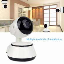 Buy Mini IP Camera 720P Wireless Smart WiFi Camera IR Night Vision Surveillance Two Way talk Audio Record Baby Monitor Home Security for $19.09 in AliExpress store