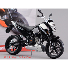 KTM 690 DUKE 3  Metal Kit Diecast Motorbike Model Maisto Assembly Toys  1:12 Scale Model Motorcycle Free shipping