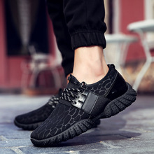 Men Running Shoes Sports Sneakers Breathable 2017 Summer Walking Mesh Shoes Men Athletic Lace Up High Quality Comfortable