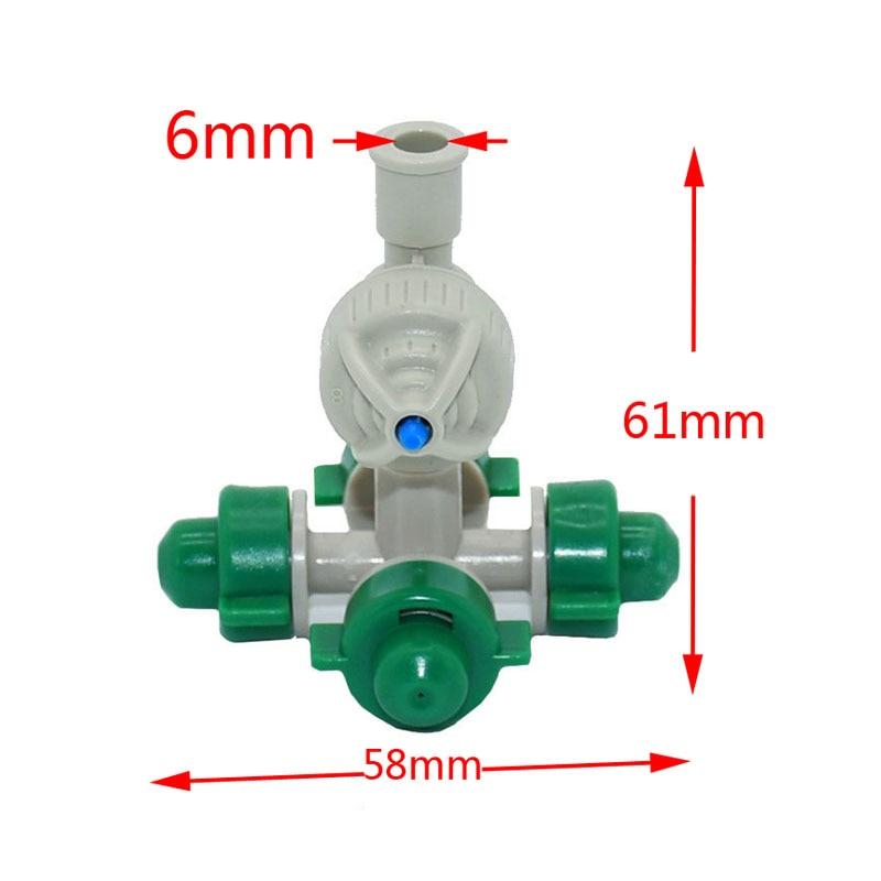 tropf Düse Bewässerung Bewässerung Sprayer Beschlagen Sprinkler A8A1 1
