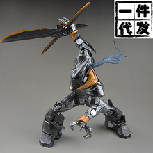 NEW Hot! 24cm The Wuju Bladesman PROJECT Master Yi action figure toys collection doll Christmas gift with box