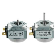 DKJ-Y 60/120 Minutes 15A Delay Timer Switch For Electronic Microwave Oven Cooker #S018Y# High Quality