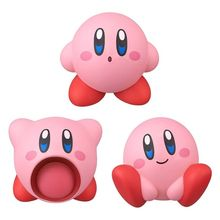 Q version Kirby Popopo PVC Action Figure Collectible Model Toy 8cm KT2602(China)