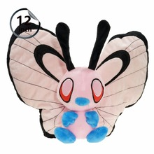 12 inch Butterfree plush toys doll(China)