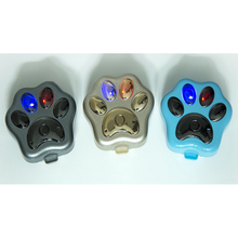 Mini Wifi pet GPS tracker V40 dog cat pet personal 3G gps tracker Andriod App free website service free shipping(China)