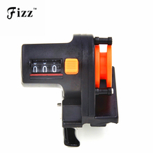 Fishing Line Counter Depth Finder Reel Meter Gauge Strong ABS Plastic 0-999M Digital Display Line Counter Sea Fishing Tackle
