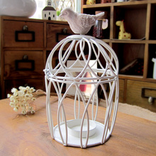 birdbrains mousse white wrought iron home crafts nightingale bird cage props