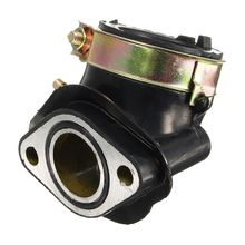 GY6 125cc 150cc Intake Manifold Pipe Moped Scooter ATV Go Kart Engine Part(China)
