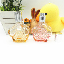 hot sale 100pcs glass 30 ml perfume bottle packaging, glass spray perfume bottle 30ML , glass spray perfume bottles wholesale(China)