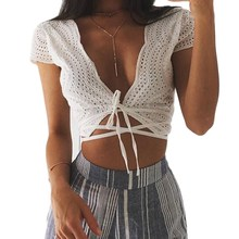 Summer Sexy Lingerie Crop Top Solid Bathrobe Corset Women Condole Belt Top Tanks Strappy Bra Cropped Bustier Crop Tops Tee