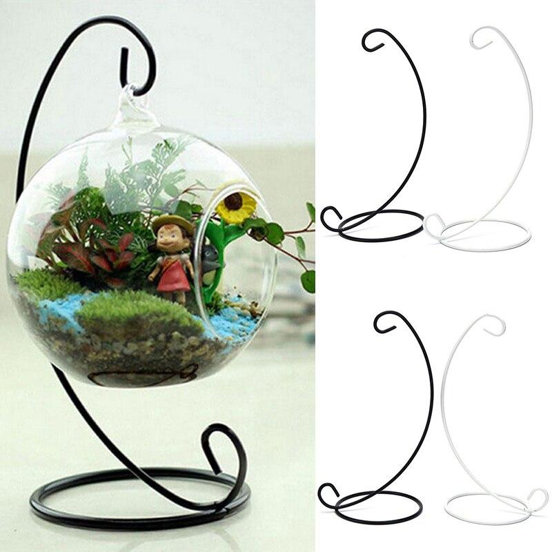 Home, Furniture & DIY Elegant Wedding Party Candle Stand Holder Candlestick Glass Ball Lantern Hanging