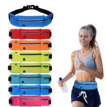 Fashional Design Anti-theft Slim Running For All Cell Phone Chest Waist Fanny Bag Sports Running Bag
