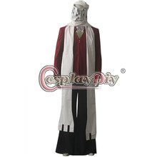 Soul Eater Asura The Kishin Outfit Costume Unisex Halloween Carnival Cosplay Costume Custom Made
