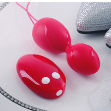 Buy Silicone Kegel Smart Ball Wireless Remote Shrink Yin Ball Vibrator Egg Sex Toys Women Vagina Tight Exercise Vibrating Balls